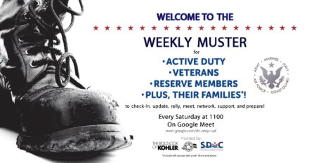 Weekly-Muster-welcome