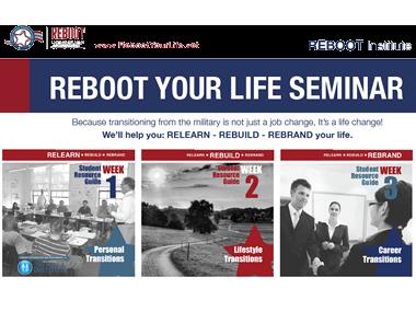 REBOOT Your Life Seminar